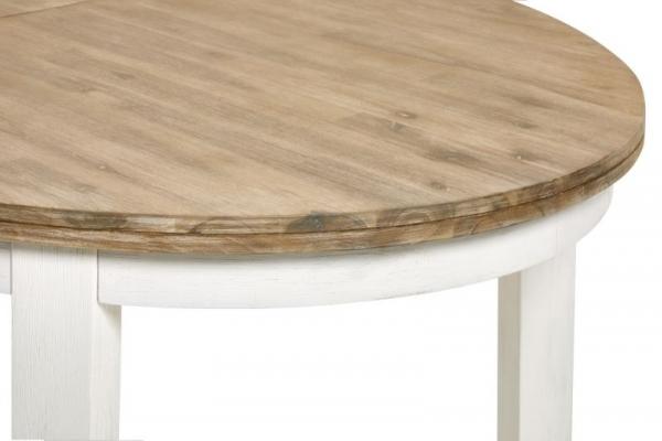 Détail table ovale 3
