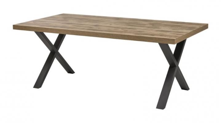 Table à manger pieds en X