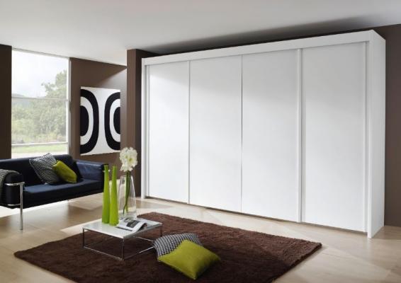 Blanc mat sans miroir