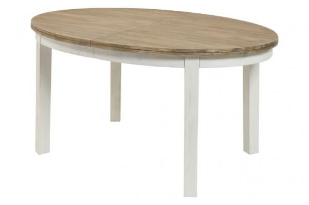 Table ovale allongeable