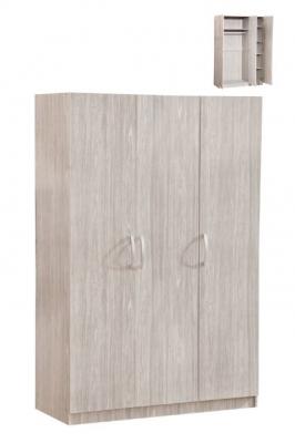 Garde-robe 3 portes