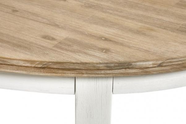 Détail table ovale 1