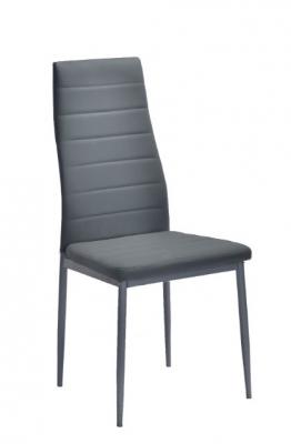 Chaise grise fournie