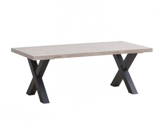 Table à manger 220 cm avec pieds en X