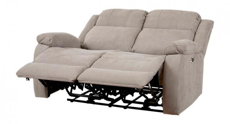 Canapé 2 places relax ouverts