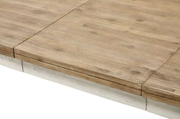 Détail table ovale 2