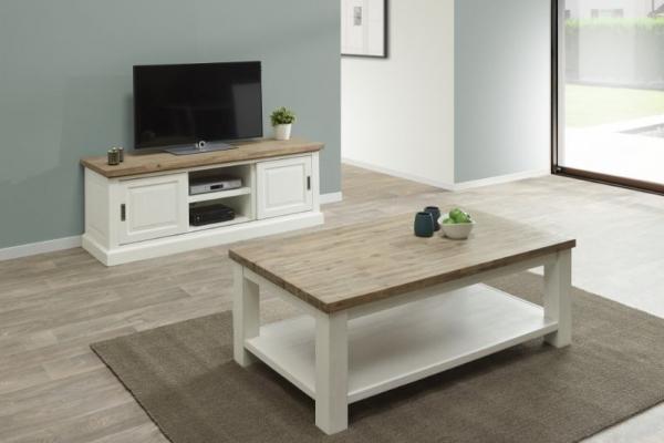 Meuble TV et table de salon